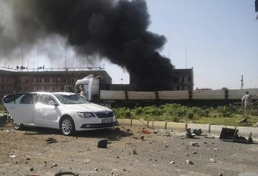 Теракт вТурции, неподалеку от границы сИраном: трое погибших, 40 раненых
